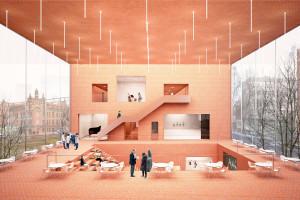 Tak będzie wyglądać nowa Akademia Muzyczna w Katowicach? Zobacz zwycięską koncepcję