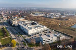 Poznańska spółka Demiurg zaprojektowała najnowocześniejszą i największą Komendę Policji w Polsce