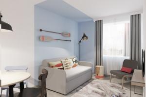 PHH modernizuje obiekty hotelowe na Helu. Pierwsza zmieni się Cassubia