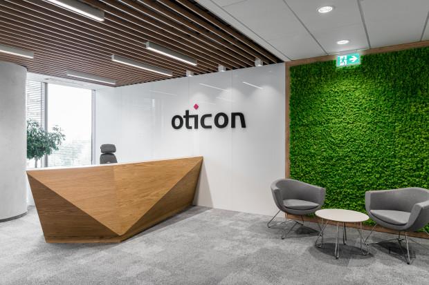 Biuro wokół dźwięku. Tak wygląda nowa siedziba Oticon w Q22