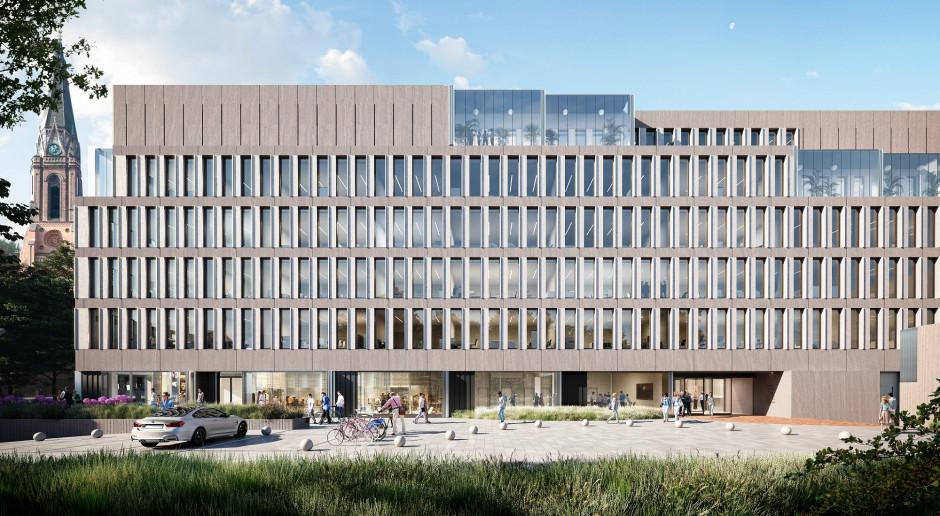 Moderna przywraca Katowicom ducha modernizmu. To najnowszy projekt JEMS Architekci dla GTC