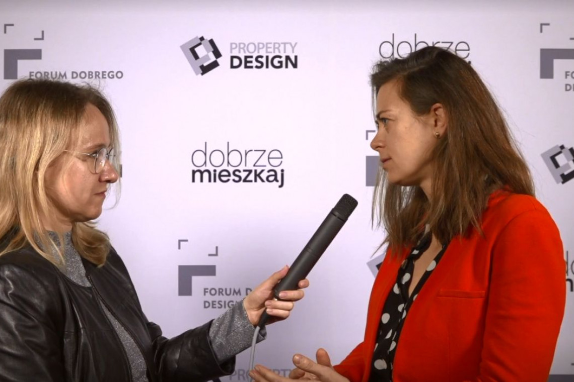 Zofia Strumiłło-Sukiennik: Design jest niezbędną częścią biznesu
