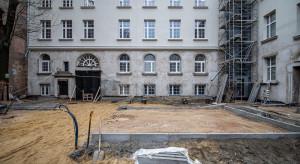 Na finiszu remont generalny zabytkowej szkoły w Łodzi
