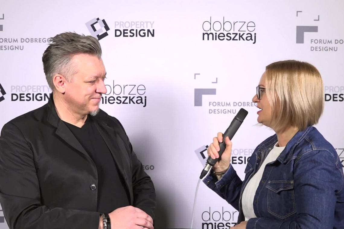 Robert Majkut: design musi brać konsekwencje swego działania na poważnie