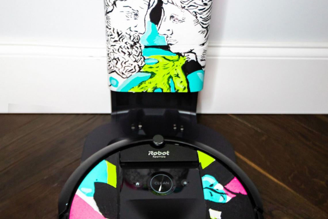 Twórcy odkurzacza Roomba pracują nad nowym robotem