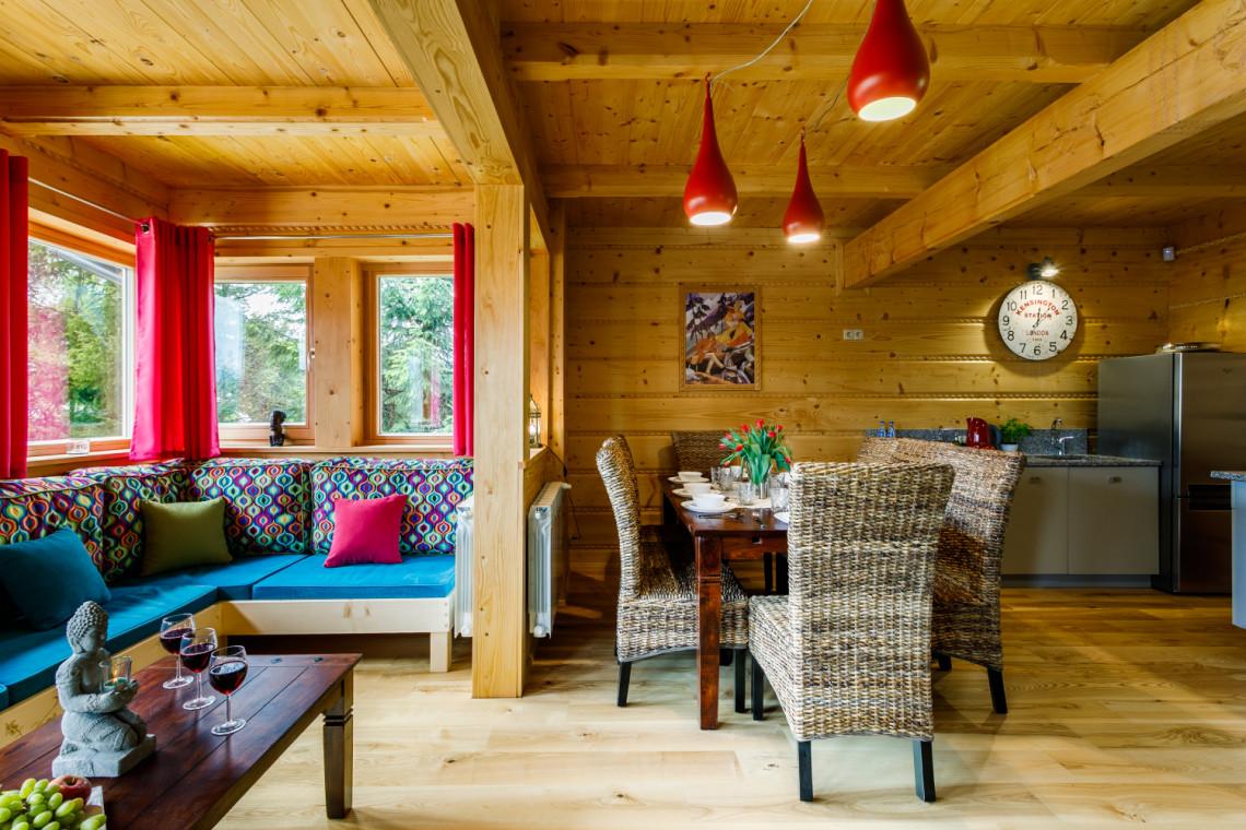 Klimat Bali w Tatrach: goście kuszeni są intrygującą mieszanką stylów architektonicznych