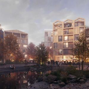 Współczesne życie w zgodzie z naturą - oczami architektów z pracowni Henning Larsen