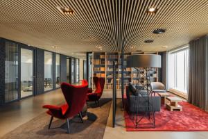Biura inspirowane dokami w Rotterdamie