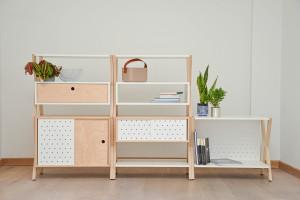 Polski design dostępny od ręki: meble młodych projektantów w Galerii Tetmajera 83