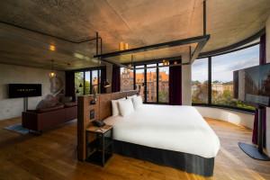 TOP 5 hotelowych wnętrz z najciekawszym konceptem
