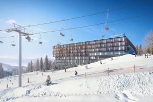 W Krynicy-Zdroju powstanie pierwszy 5-gwiazdkowy hotel