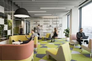 Nowy Styl, Massive Design, Everspace: tak wyglądają nowe biura znanych polskich firm