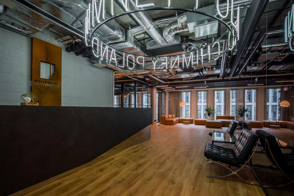 Trendy a projektowanie biur w praktyce