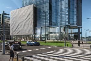 Warsaw Unit pierwszym wieżowcem w Polsce starającym się o prestiżowy certyfikat