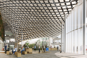 Nice we współpracy z Mario Cucinella Architects tworzy innowacyjną siedzibę centrali firmy w Brazylii