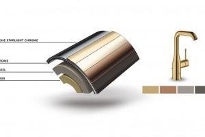 Grohe inwestuje miliony w technologię nakładania koloru i zapowiada neutralność emisyjną