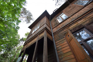 Kolejne drewniane wille z Otwocka wpisane do rejestru zabytków