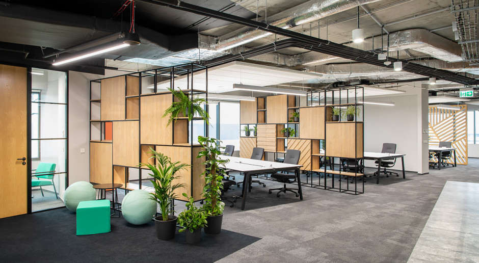 Wyzwanie: open space, czyli jak zaaranżować przestrzeń otwartego biura?