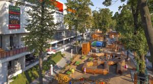 Przestrzeń rozrywki i integracji społecznej - strefa zabaw przy Gemini Park Bielsko-Biała podsumowuje rok 2019