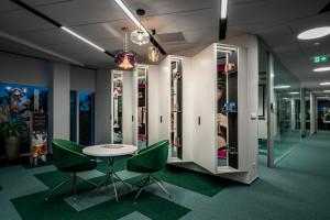 Najciekawsze wnętrza biurowe minionego roku