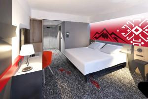 Górski szlak w hotelowym wydaniu. Zaglądamy do ibis Styles Nowy Targ
