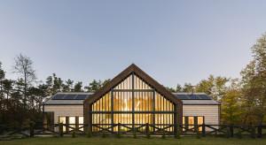 Centrum Promocji Drewna to wyjątkowy obiekt projektu MMA Pracownia Architektury