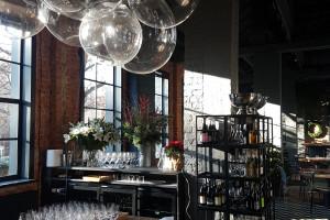 Restauracja Forty - niezwykły projekt wnętrz i mebli stworzyło Studio Rygalik