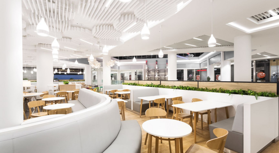 Współczesne centra handlowe - jak wyglądają ich wnętrza?