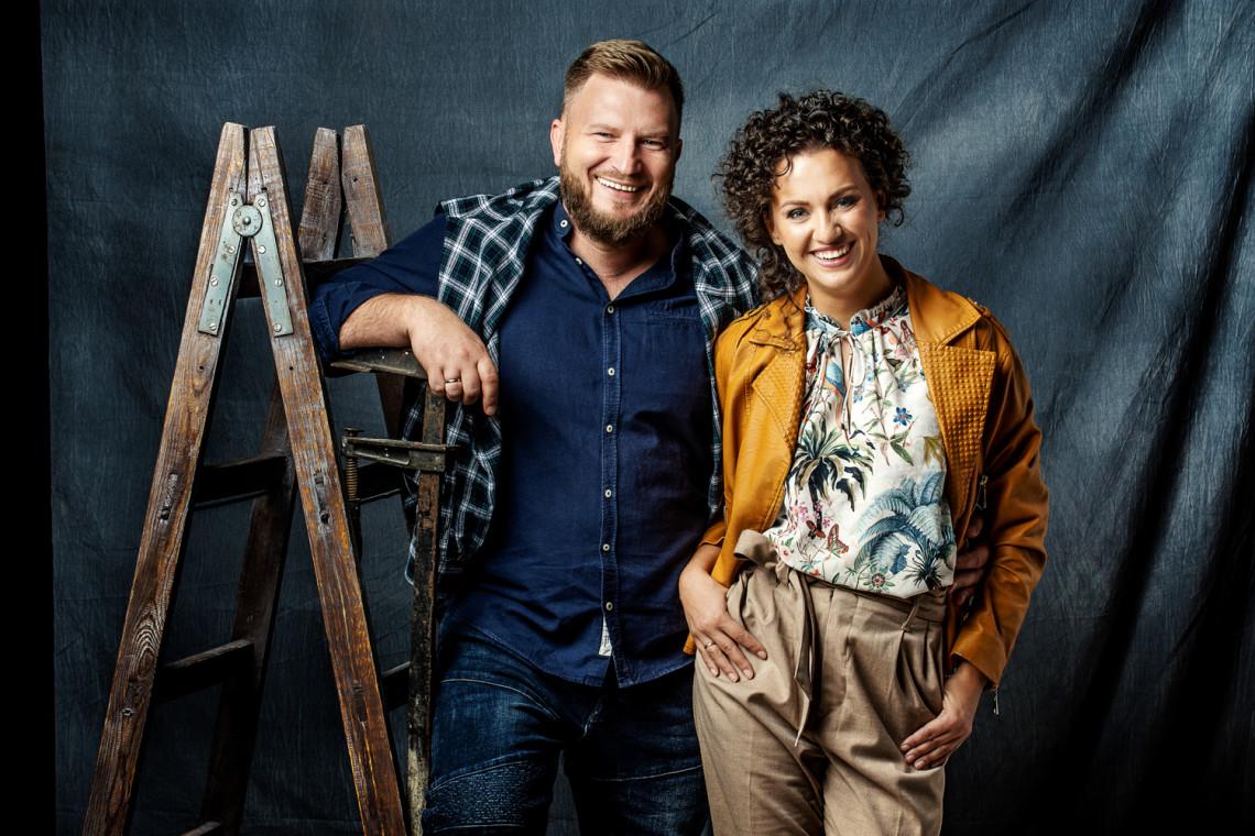 Dni Otwarte 4DD: Mirella i Marcin Kępczyńscy doradzą, jak przeżyć remont i nie zwariować