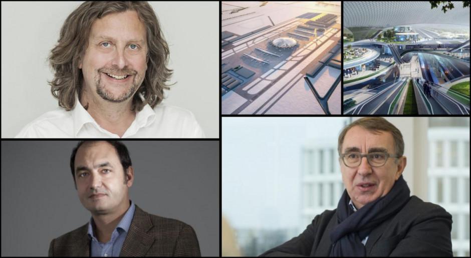 Gwiazdy architektury projektują Centralny Port Komunikacyjny. Spotkasz ich w Katowicach