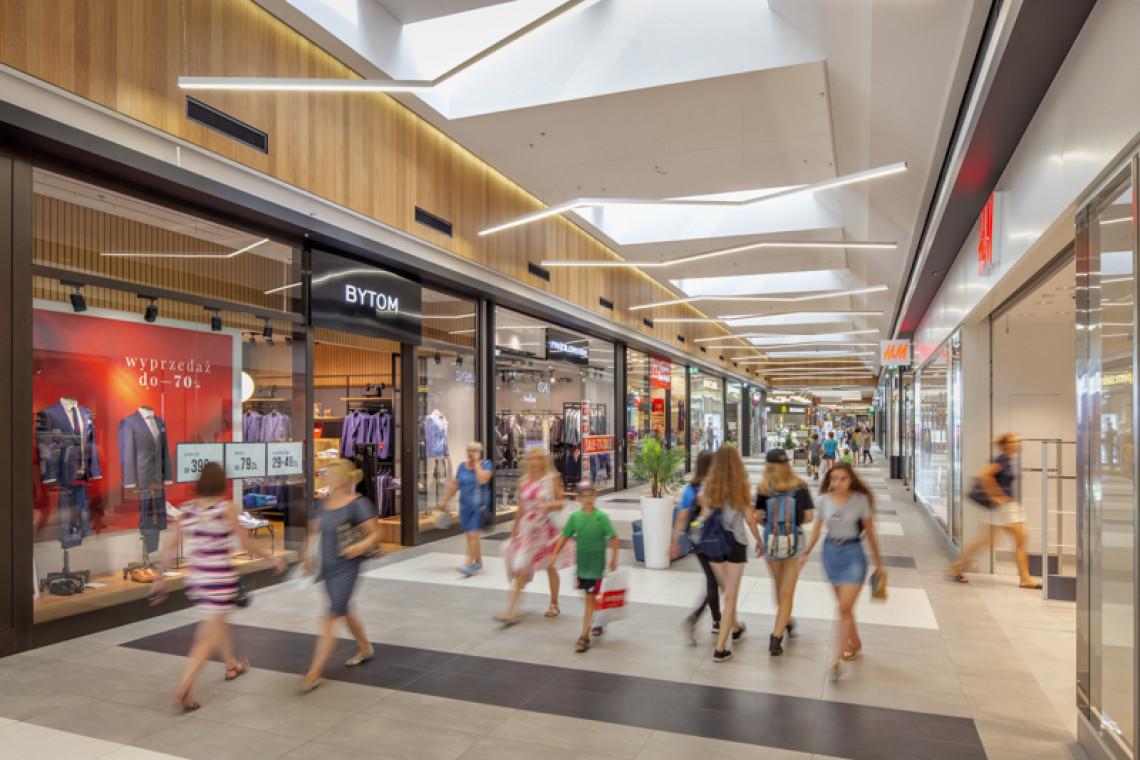 Сегодня торговые центры - это многофункциональные пространства для развлечений и отдыха.