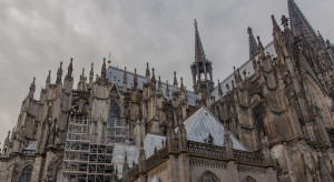 Wielowiekowa gotycka katedra jak nowa