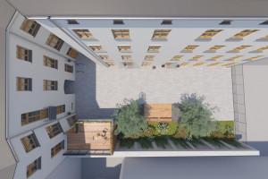 Łódź rewitalizuje. Trwa remont zabytkowej kamienicy przy OFFie