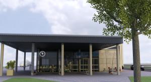 Nowy dworzec PKP w Czeremsze otwarty. Jest nowoczesny i ekologiczny