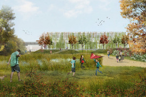 Poznańscy architekci z pomysłem na plan urbanistyczny dla centrum Heverlee