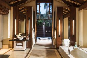 Luksusowy hotel na Malediwach z wyposażeniem marki Duravit