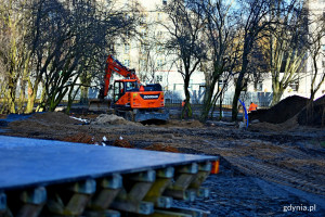 Rośnie Park Centralny w Gdyni