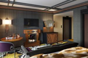 Hotel Bachleda Resort już otwarty. We wnętrzu zachwyca styl zakopiański w nowoczesnej odsłonie