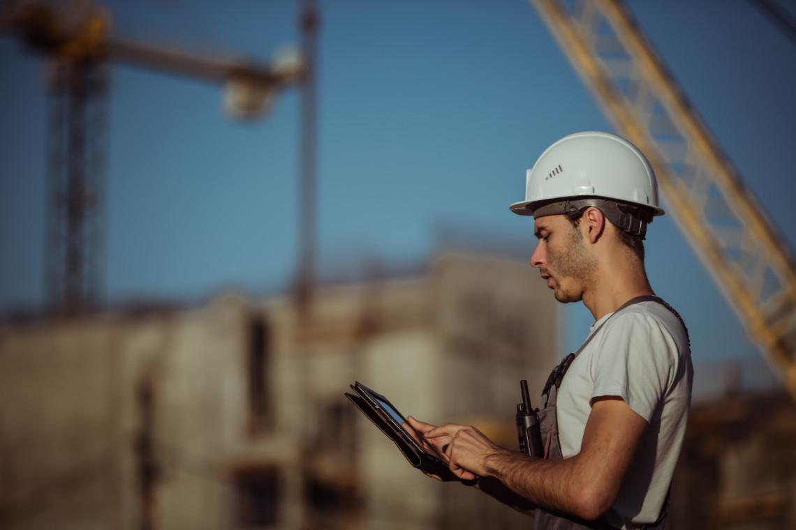 Nowe technologie na budowie