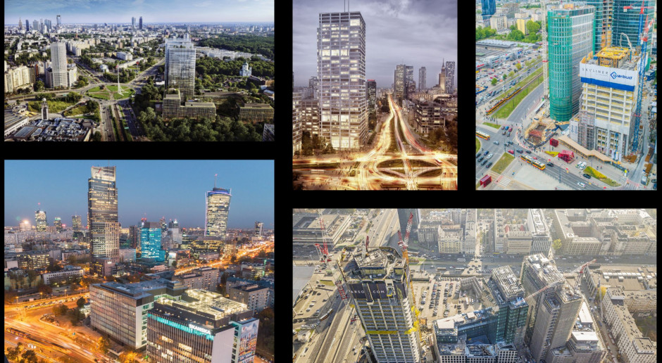 Warszawa zmienia skyline, dzięki wyjątkowej współpracy inwestorów z najlepszymi architektami