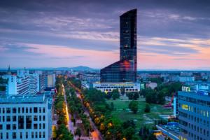Butikowa strefa kulinarna, odnawiany punkt widokowy - Sky Tower we Wrocławiu podsumowuje zmiany