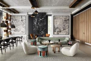Które wnętrza hotelowe zdobędą Property Design Award 2020?