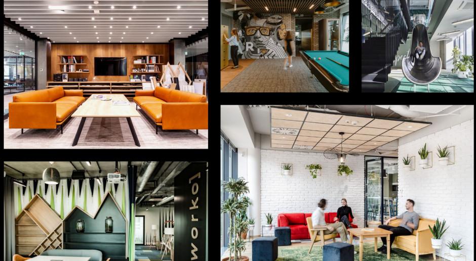 Design tych biur zachwyca. Który projekt zgarnie główną nagrodę?
