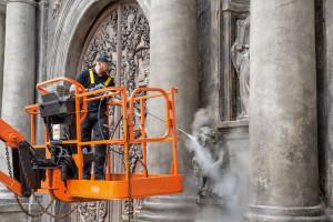 Zabytek UNESCO odzyskuje blask