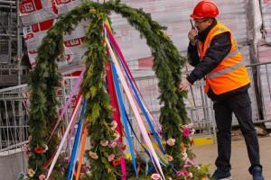 Kolejny etap budowy najnowocześniejszego szpitala na Pomorzu zakończony