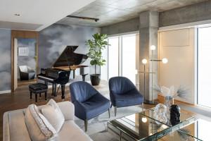 Małgorzata Muc i Joanna Scott zaprojektowały największy apartament pokazowy w Złotej 44