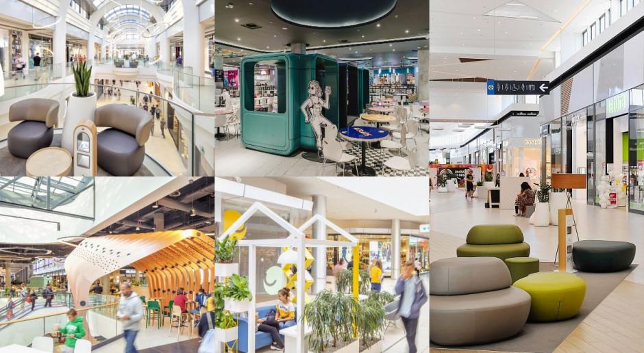 Te wnętrza centrów handlowych robią wrażenie. Które z nich wygra?