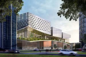 Bjarke Ingels Group: Towarowa 22 wyznaczy nowy standard ekologicznego budownictwa