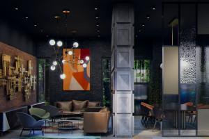 Hotel Wolski, czyli nowe oblicze historycznych wnętrz według pracowni Ideograf