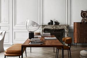 Marka Maxalto postawiła na samodzielny brand. Sam Antonio Citterio zaprojektował nową kolekcję mebli